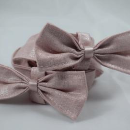 Magnet za zavese roze